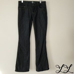 7FAM 7 For All Mankind Jeans Dark Wash A Pocket US